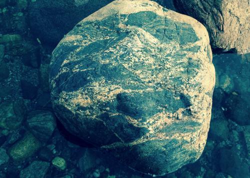 рис на камн 0036-A